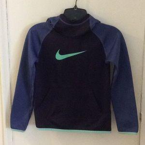 boys Nike hoodie dri-fit pullover 💕💕💕